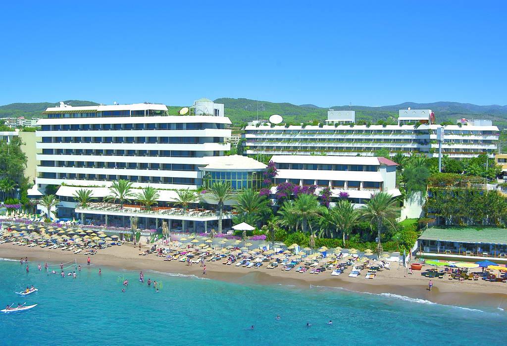 Отель Hotel Rubi 5**